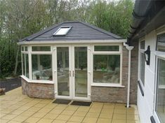 Tiled Roof Conservatories Shropshire | Shropshire Cladding