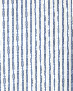 Fabric by the Yard – Perennials® Pinstripe Fabric - Serena & Lily Interior Paint Sprayer, Orange Aesthetic, Fabric Textures, French Blue, Interior Barn Doors, Fabric Wallpaper, Coastal Style, Fabric Samples, Blue Fabric