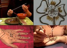 Learn How To Do Henna Tattoos At Home for friends family or learn the art of this age old traditional body art to do at an event or parties to...