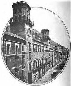 AYUNTAMIENTO DE ALICANTE Pisa, Tower, Building, Travel, Vintage Postcards, Viajes, Computer Case, Buildings, Towers
