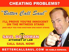 24 best better call saul images on pinterest call saul saul breaking bad there really is a bettercallsaul website colourmoves