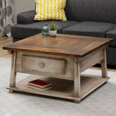 Sam Shack Coffee Table (Indonesia) - Overstock™ Shopping - Top Rated Coffee, Sofa & End Tables