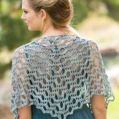 Poetic Crochet Has Your Perfect Summer Shawl - Interweave