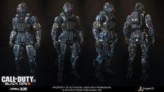 Call of Duty: Black Ops 3 Characters, Brandon Bennett