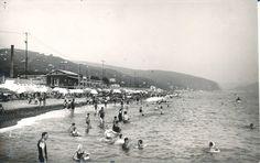 La spiaggia di Lavagna nei pressi della stazione ferroviaria. #Lavagna #Riviera #Liguria