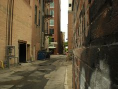 Freak Alley.