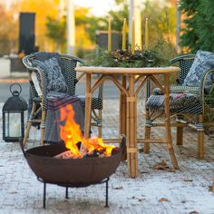 Rattan Café Armchair in Outdoor Living Outdoor Seating at Terrain