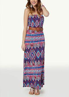 Volcom shameless maxi dress
