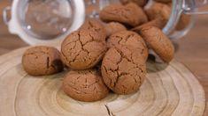Υγιεινά μπισκότα με 3 Υλικά !!!! ~ ΜΑΓΕΙΡΙΚΗ ΚΑΙ ΣΥΝΤΑΓΕΣ 2 Cookies, Desserts, Food, Crack Crackers, Tailgate Desserts, Deserts, Biscuits, Essen, Postres
