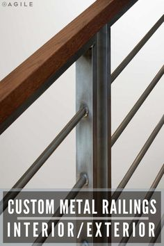 35 Agile Railing Ideas In 2021 Steel Railing Deck Railings Railing
