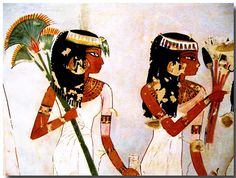 Egypt: Women in Ancient Egyptian Art | The Metropolitan Museum of Art, New York, USA. by taken by Hans Ollermann