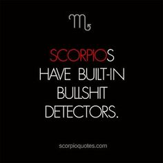 All About Scorpio, the most passionate, powerful and magnetic members of the zodiac. Scorpio Zodiac Facts, Astrology Scorpio, Scorpio Traits, Scorpio Sign, Scorpio Quotes, My Zodiac Sign, Astrology Signs, Scorpio Personality, Scorpio Characteristics