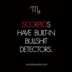 scorpio #personality #traits #characteristics | fierce scorpion ...