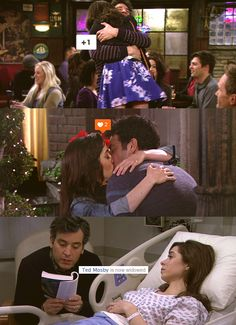the end of the rainbow Ted And Tracy, Ted And Robin, Series Movies, Tv Series, How Met Your Mother, Ted Mosby, Yellow Umbrella, Himym, Comedy Tv