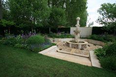Einer der Gärten RHS Chelsea Flower Show 2014