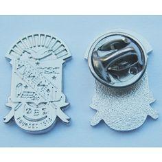 Phi Beta Sigma pins