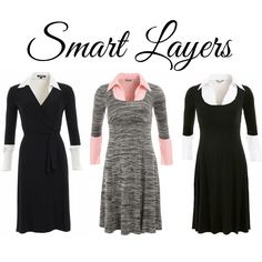 Classic Dresses, Fall Winter, Autumn, Dress Clothes For Women, New Look, Layers, Formal Dresses, Stylish, Search