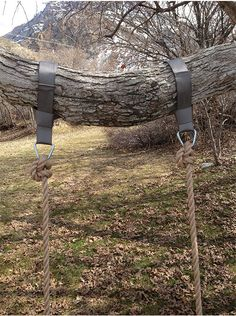 Tree Swing Hanging Kit (Two Straps)