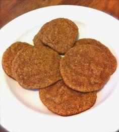 Gluten-Free & Paleo Salted Maple Pecan Cookies