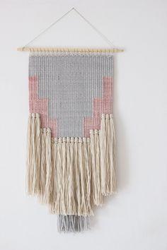 Tejido del colgante de pared Tapiz de pared por weavingmystory