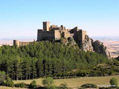 El Castillo de Loarre escenario de la pelicula El Reino de los Cielos