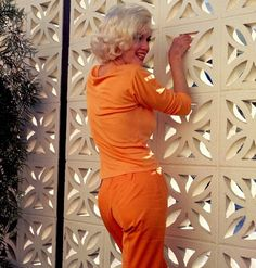 """Marilyn by George Barris in June "" Old Hollywood Theme, Old Hollywood Stars, Hollywood Glamour, Marilyn Monroe 1962, Marilyn Monroe Photos, Famous Mexican, Dior Dress, Norma Jeane, Dolly Parton"