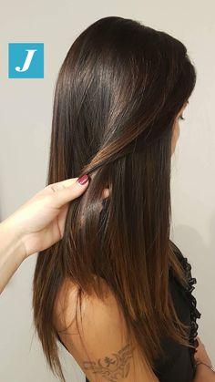Il Degradé Joelle creato esclusivamente per te. #cdj #degradejoelle #tagliopuntearia #degradé #igers #musthave #hair #hairstyle #haircolour #longhair #ootd #hairfashion #madeinitaly #wellastudionyc