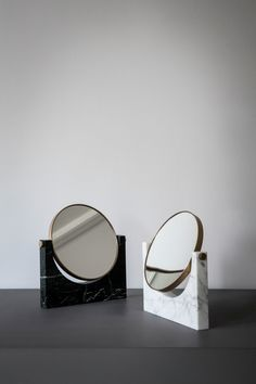 Pepe Marble Mirror by Studio Pepe for Menu