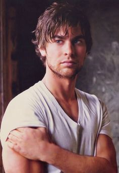 Chace Crawford - Garret Concept