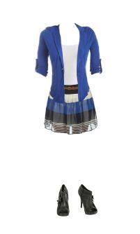 I love blue(:
