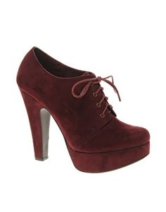 ASOS TABOO Lace Up Platform Shoe Boot  $71.88