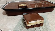 Ice Cream Candy, Dessert Recipes, Desserts, Cake Cookies, No Bake Cake, Cooking Time, Tiramisu, Pudding, Sweets