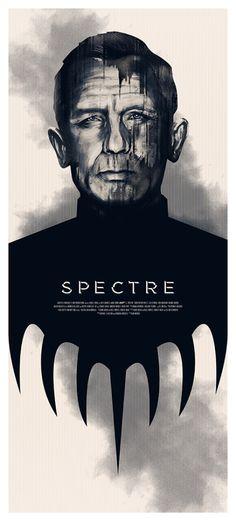 007/ Spectre tribute by Luke Butland