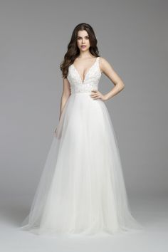 Bridal Gown - Tara Keely Style 2657