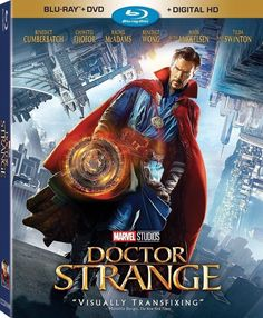 Doctor Strange Blue Ray HD Picture Free Shipping