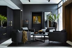 [New] The Best Home Decor (with Pictures) These are the 10 best home decor today. According to home decor experts, the 10 all-time best home decor. Interior Walls, Decor Interior Design, Modern Interior, Interior Architecture, Interior Decorating, Narrow Living Room, Elegant Living Room, Dark Interiors, Living Room Inspiration