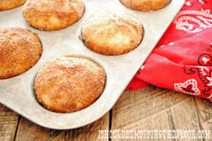 Melt-In-Your-Mouth Cowboy Muffins
