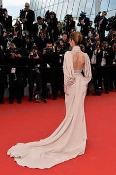 Cheryl Fernandez-Versini In Ralph & Russo Couture at 'Irrational Man' Cannes Film Festival Premiere - FASHION SIZZLE
