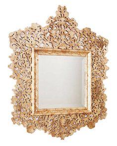 Ives mirror from Ankasa; ankasa.com.