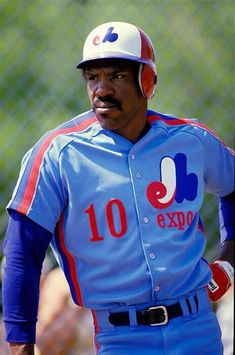 1977 Rookie of the Year, 1987 MVP, All-Star, 8 Gold-Gloves, 4 Silver Sluggers and a Hall of Famer. Famous Baseball Players, Best Baseball Player, Major League Baseball Teams, Better Baseball, Mlb Teams, Sports Teams, Baseball Stuff, Expos Baseball, Nationals Baseball