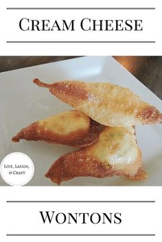 These are the bomb! We love savory wontons! Awesome recipe.