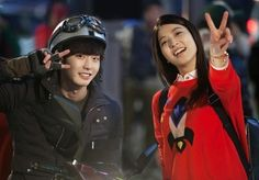 There were recently rumors going around about actors Park Se Young and Lee Jong Suk dating.