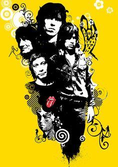 MAÑANA DE BLUES Y ROCK de lunes a Viernes en la radio. Visita www.radiodelospueblos.com y escúchanos por internet !!!  Rolling Stones