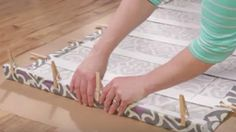 She Makes An Item For Her Home That Would Cost A Fortune To Buy…Watch! | DIY Joy Projects and Crafts Ideas