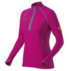 Jungfrau Longsleeve Woman Dámské termoprádlo Wetsuit, Athletic, Zip, Long Sleeve, Swimwear, Jackets, Stuff To Buy, Woman, Products
