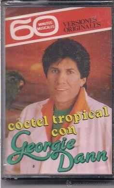 Georgie Dann, Coctel tropical. Precintado a estrenar.