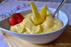 Lo Sfizio Goloso: Crema pasticcera - ricetta base