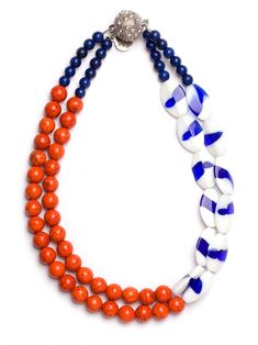 Holy wow. Noble house for Bauble Bar | Sailor Necklace