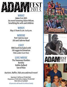 Adams Fest 2013