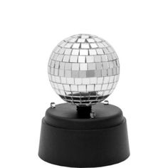 Disco Mirror Ball Party Light 5in - Party City